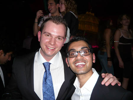 Me and Neil Patel