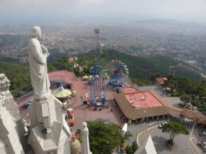 Mt. Tibidabo